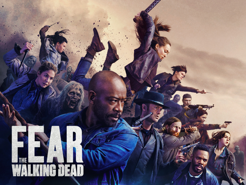 Fear the Walking Dead Season 5, Episode and Cast Information