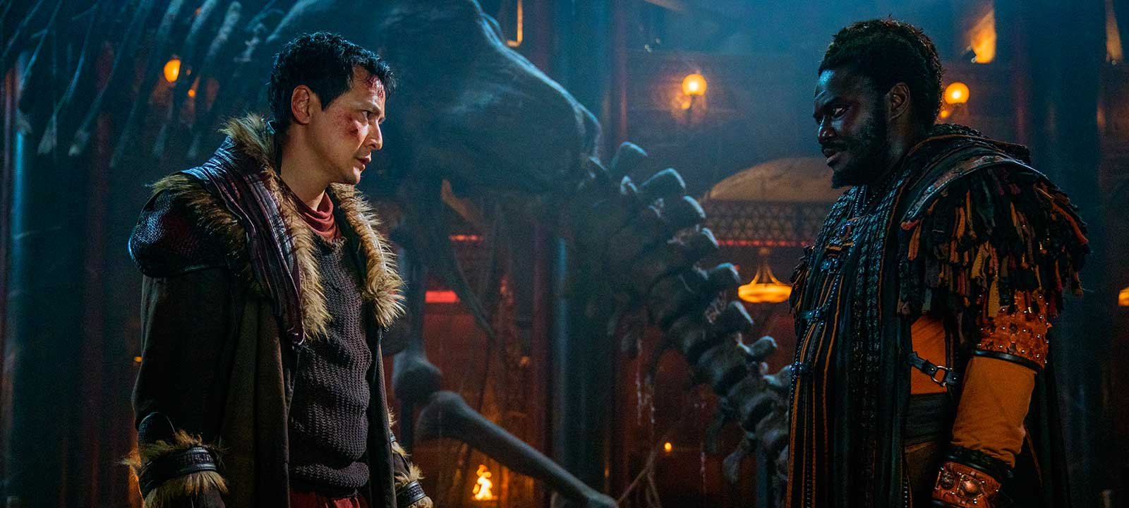 Into the Badlands Season 3, Episode and Cast Information - AMC