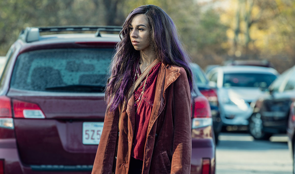 <em>NOS4A2</em> Q&A — Jahkara Smith (Maggie Leigh)
