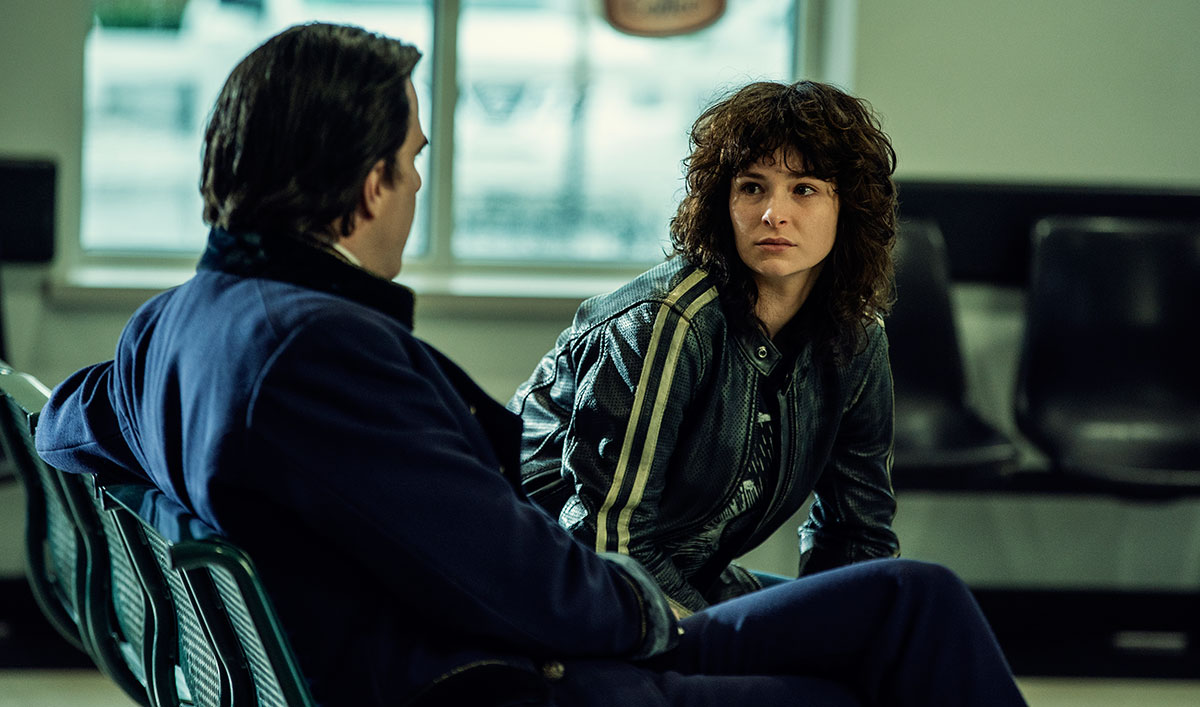 Vic and Manx Meet Face-to-Face — Stream <em>NOS4A2</em> Episode 5 Now