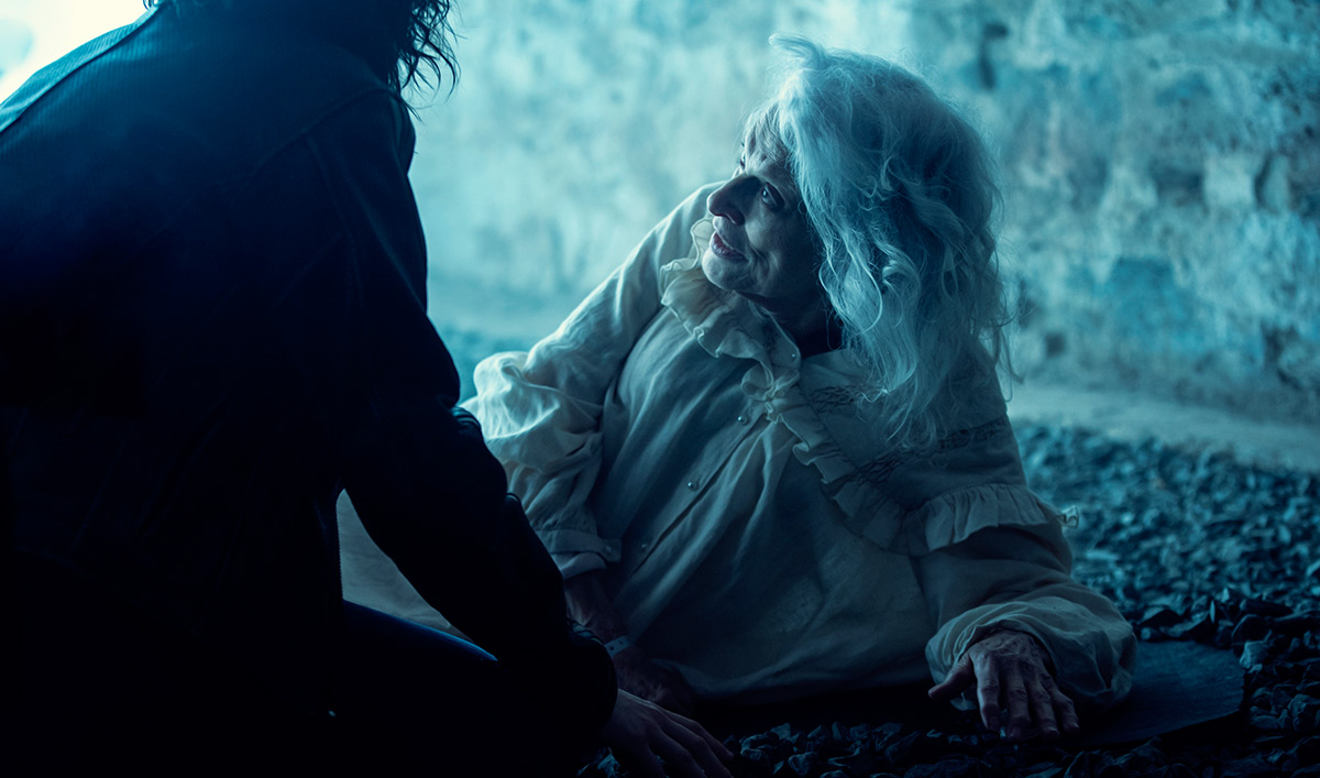 Jolene Tasks Vic With Finishing the Fight in This Scene From <em>NOS4A2</em> Episode 6