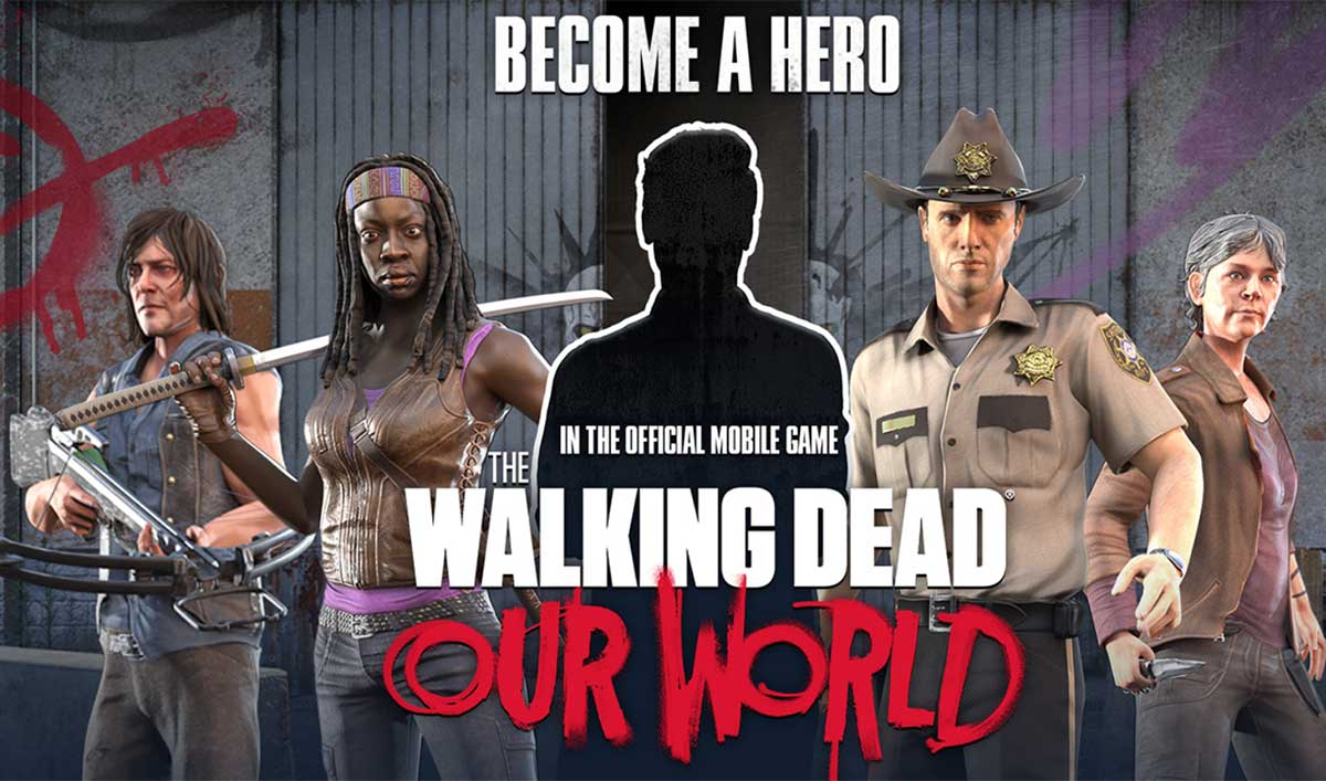 "<em>The Walking Dead: Our World</em> Celebrates One-Year Anniversary By Giving Fans the Chance to Get in the Game With ""Become a Hero"" Campaign"