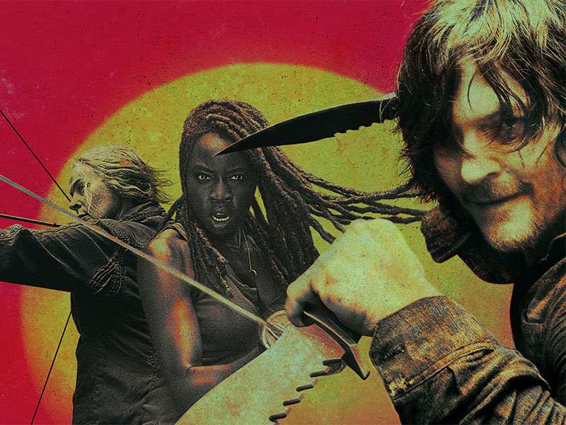 Watch The Walking Dead Season 9 - New Episodes from AMC