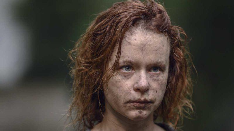 <em>TV Guide</em> Features Photos of Thora Birch as Gamma in <em>TWD</em> Season 10; <em>TV Fanatic</em> on Melissa McBride Talking Carol