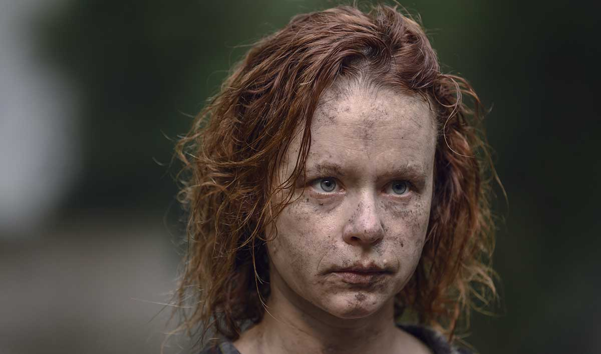 <em>TV Guide</em> Features Photos of Thora Birch as Gamma in <em>TWD</em> Season 10; <em>TV Fanatic</em> on Melissa McBride Talking Carol