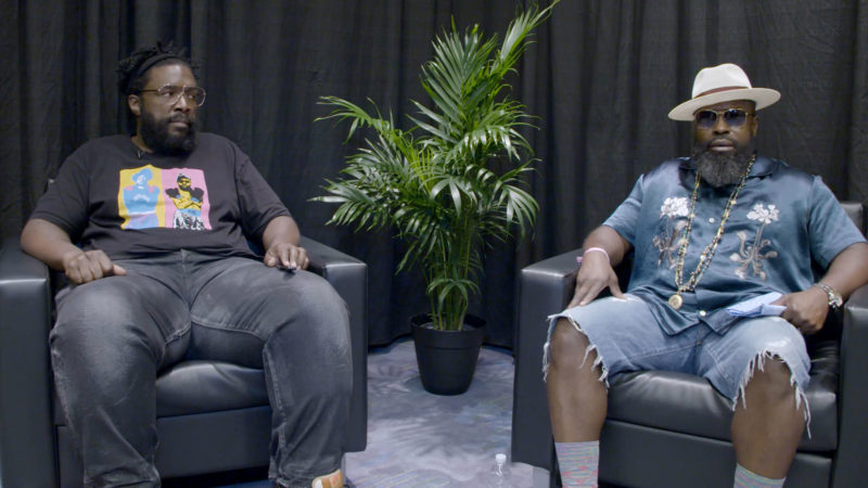 Hip Hop: The Songs That Shook America: Questlove and Black Thought Interview