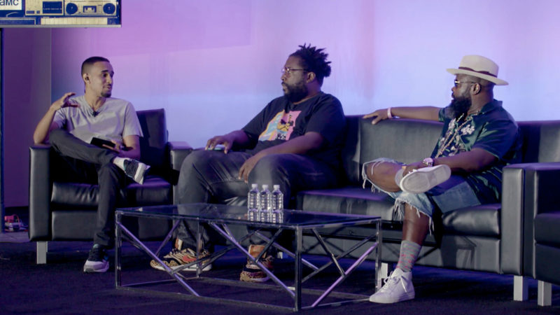 Hip Hop: The Songs That Shook America: ComplexCon Chicago Full Panel