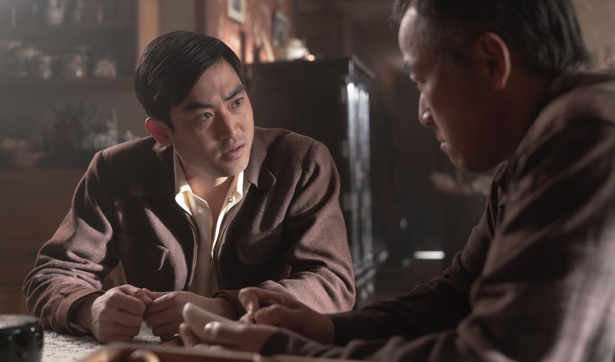 <em>The Terror: Infamy</em> Q&A — Derek Mio (Chester Nakayama)