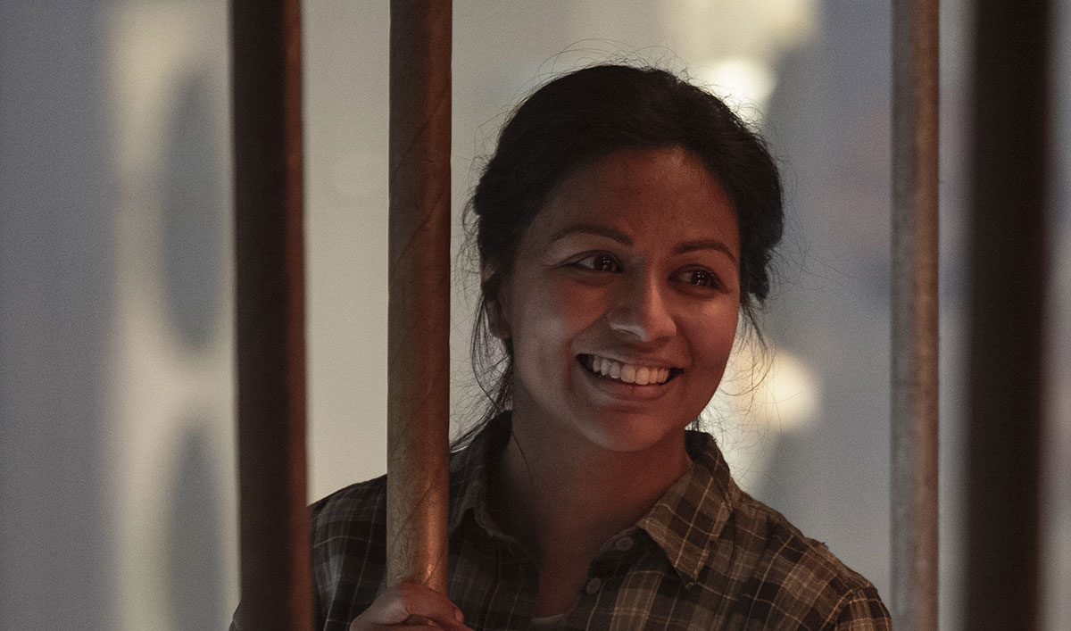 (SPOILERS) <em>Fear the Walking Dead</em> Q&A — Karen David (Grace): Part 2