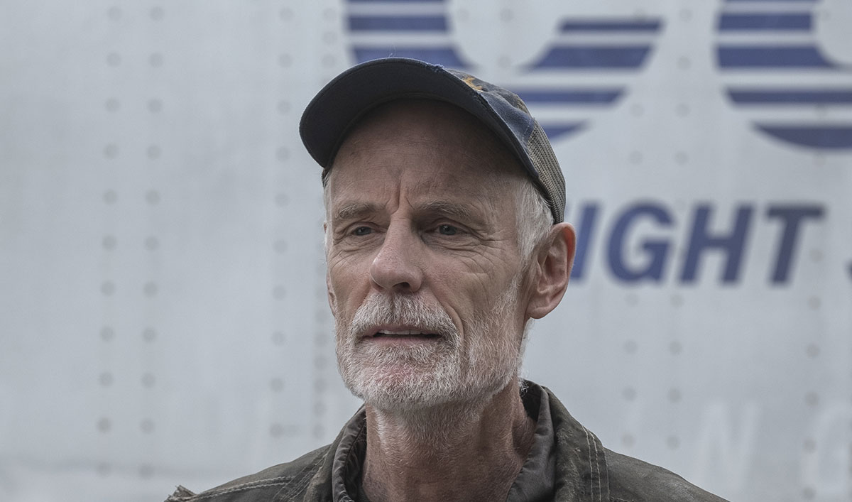 (SPOILERS) <em>Fear the Walking Dead</em> Q&A — Matt Frewer (Logan)