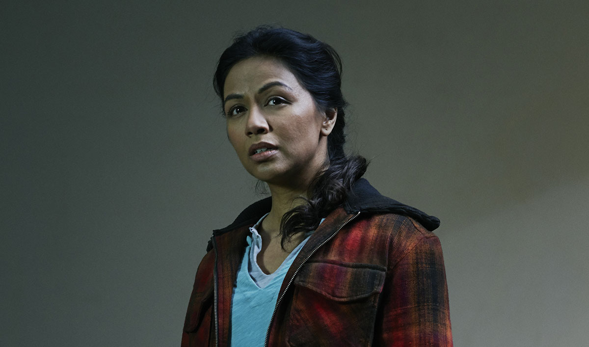 (SPOILERS) <em>Fear the Walking Dead</em> Q&A — Karen David (Grace): Part 1