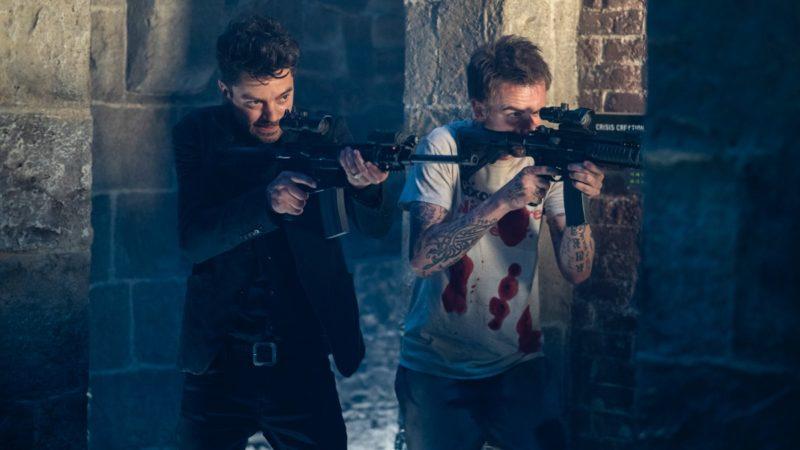 Dominic Cooper Teases Fight Sequence to <em>ComicBook</em>; <em>Hidden Remote</em> Interviews <em>Preacher</em> Costume Designer