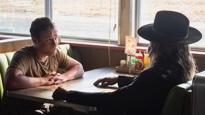 Sneak Peek — A Saint and an Arseface Walk Into a Diner