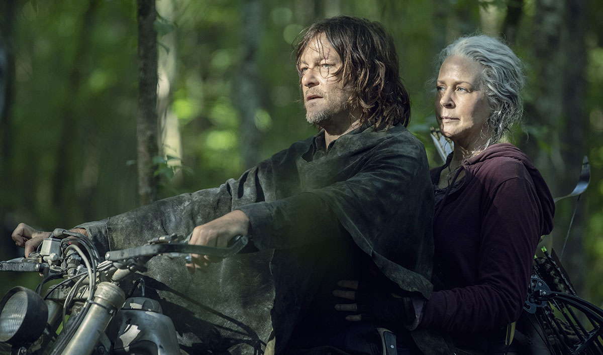 <em>The Walking Dead</em> Season 10: Introducing Dante (Juan Javier Cardenas) and New Photos of Daryl, Michonne and Carol