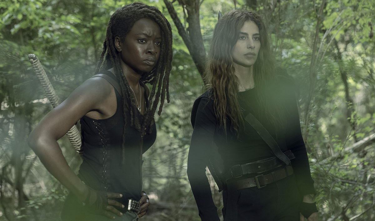 <em>ComicBook</em> on <em>The Walking Dead</em> Casting News; <em>TV Guide</em> Features Season 10 Photos