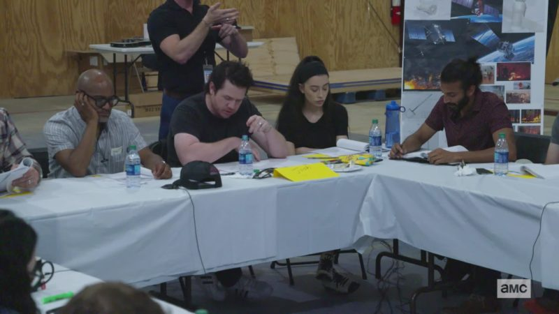 The Walking Dead: Season 10 Premiere Table Read Sneak Peek