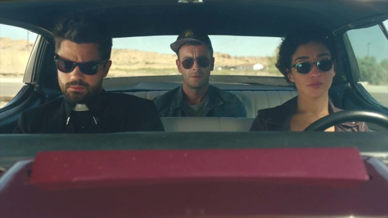 Preacher: Becoming Jesse, Tulip and Cassidy