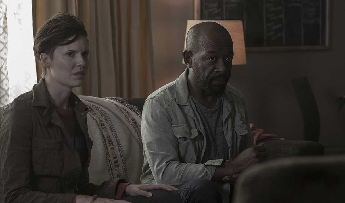 Stream <em>Fear the Walking Dead</em> Episode 14 Now: Al Chases a Lead in Enemy Territory