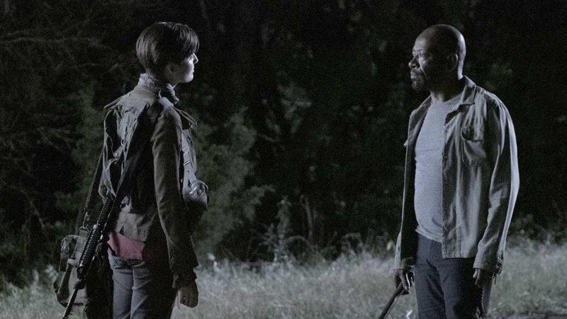 <em>EW</em> on Morgan's <em>The Walking Dead</em> Pilot Callback; <em>Fear the Walking Dead</em> Director Talks Underwater Zombie With <em>Insider</em>
