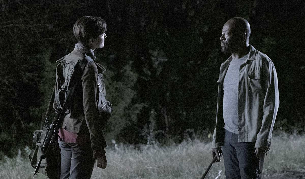 <em>EW</em> on Morgan's <em>The Walking Dead</em> Pilot Callback; <em>Fear the Walking Dead</em> Director Talks Underwater Zombie With <em>Insider</em>
