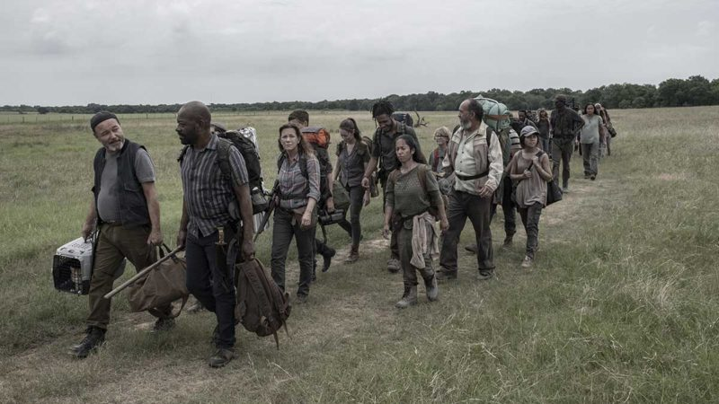 AMC Announces Panel for <em>Fear the Walking Dead</em> at This Year's Comic-Con@Home