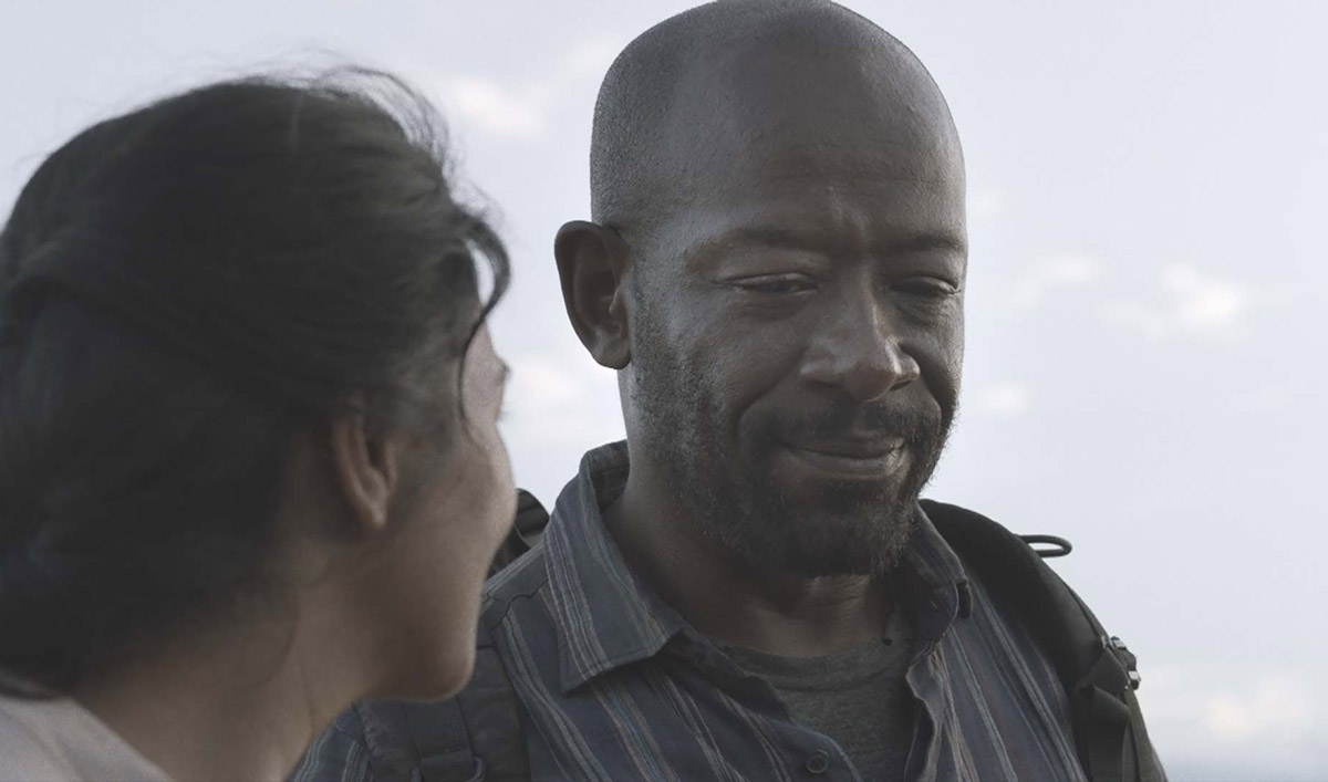 <em>Fear the Walking Dead</em> Showrunner Ian Goldberg Talks Morgan's Fate With <em>EW</em>, Sets Up Season 6 With <em>THR</em>