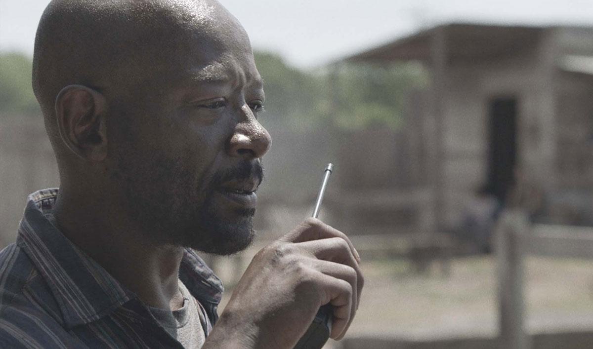 <em>Fear the Walking Dead</em> Season Finale Sneak Peek:  Morgan Makes a Final Play for Freedom