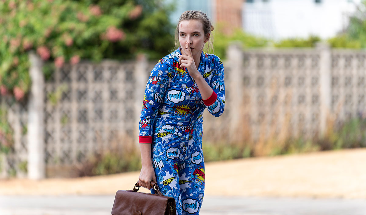 <em>Killing Eve</em>'s Jodie Comer Wins Emmy for Outstanding Lead Actress in a Drama Series