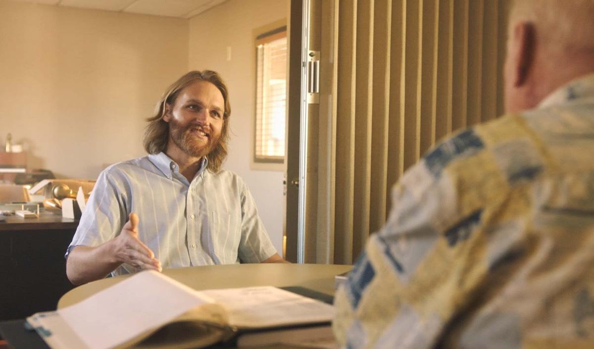 Sneak Peek — Dud's Interviewing at Ernie's Job
