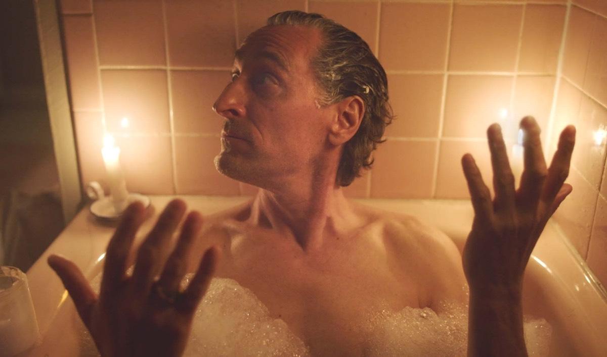 Sneak Peek — Liz Finds Blaise… In Her Tub