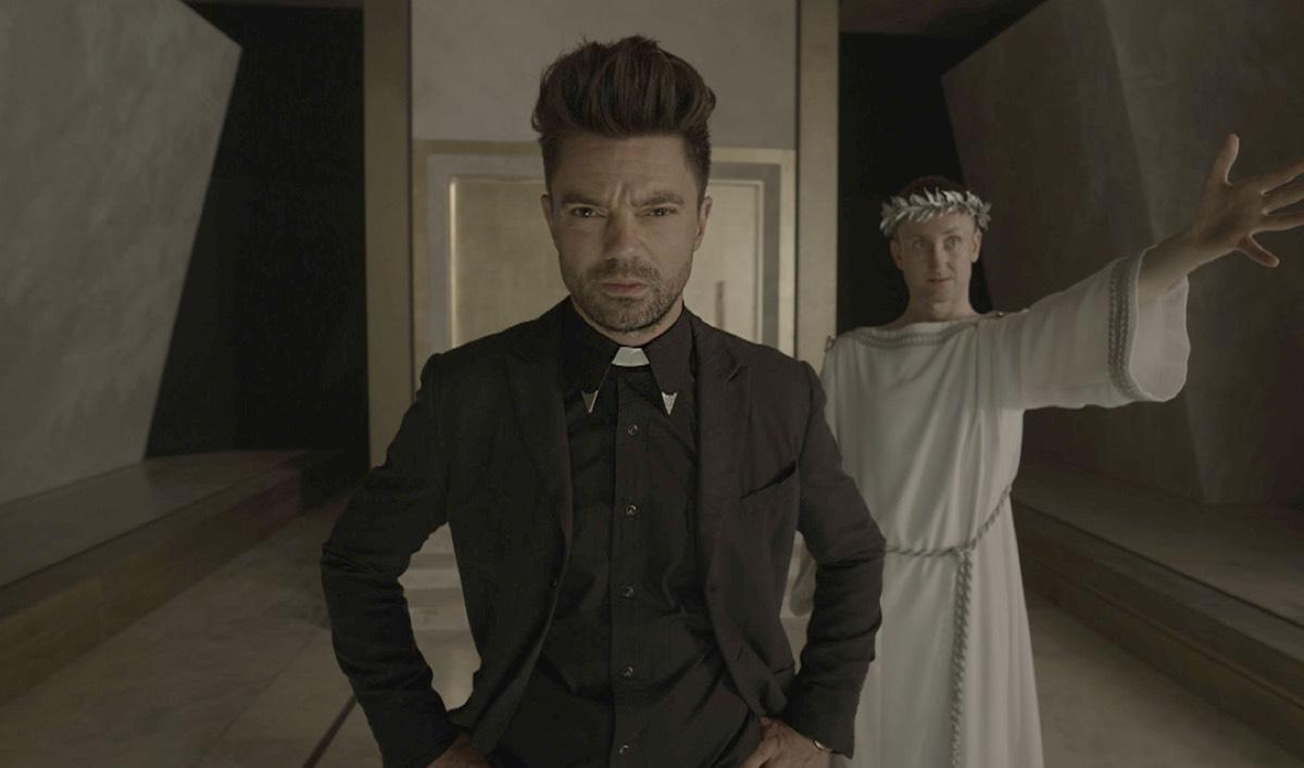 Sneak Peek — Is Jesse the Man to Take God's Throne?