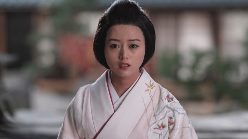 <em>The Terror: Infamy</em> Q&A — Kiki Sukezane (Yuko Tanabe)