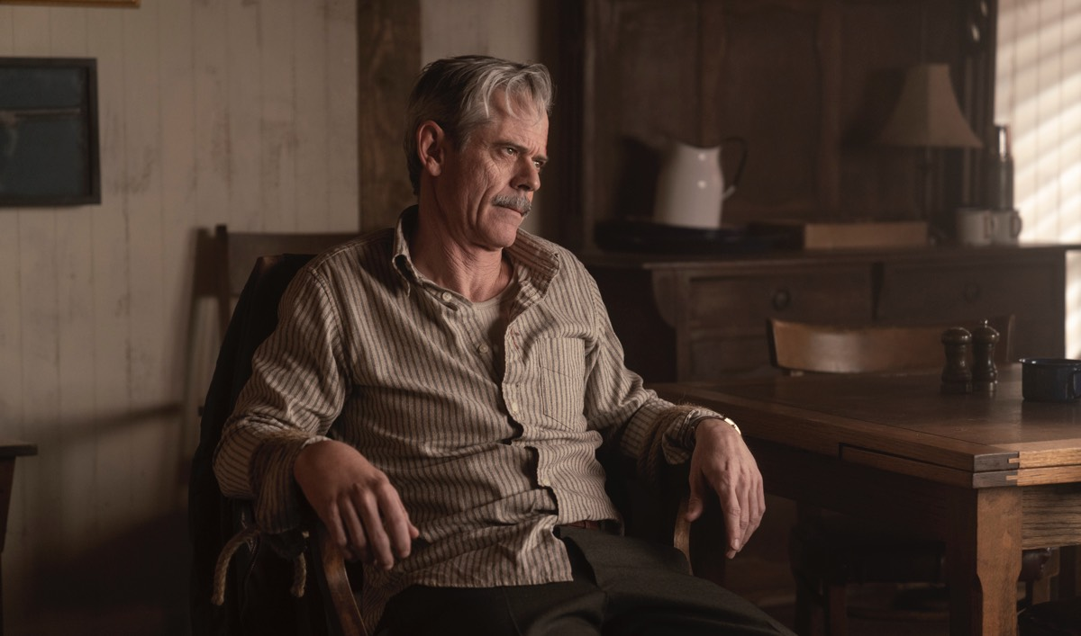 <em>The Terror: Infamy</em> Q&A — C. Thomas Howell (Major Bowen)