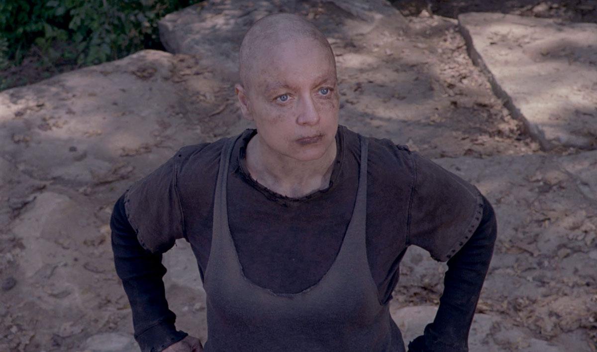 <em>The Walking Dead</em> Season 10: Samantha Morton (Alpha) Previews Season 10