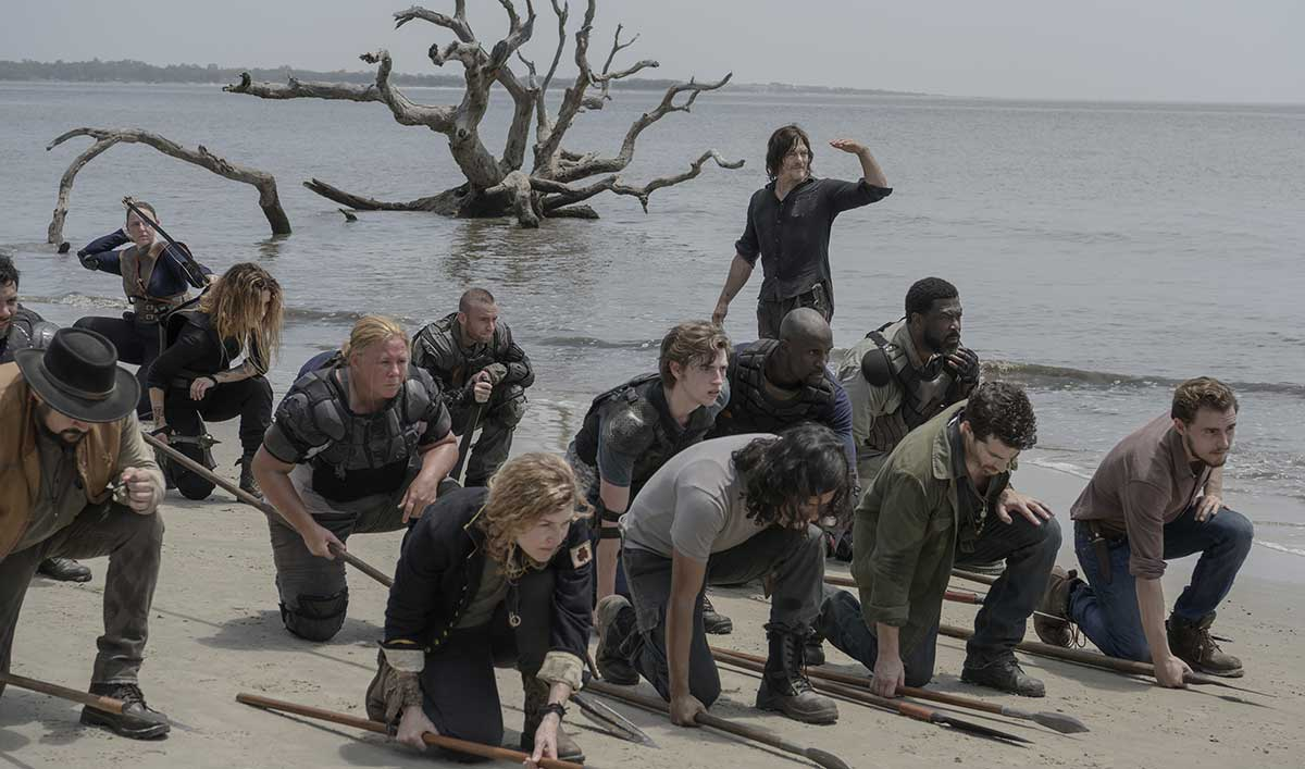<em>The Walking Dead</em>: A Look at Season 10 With Norman Reedus, Samantha Morton and More