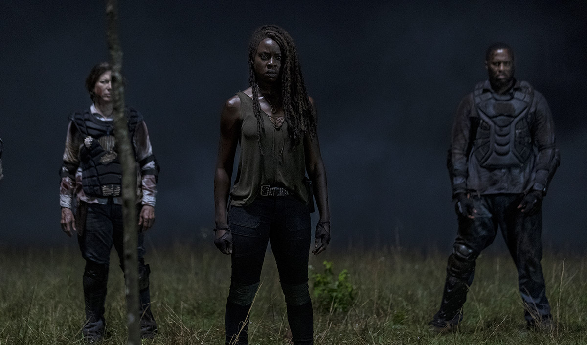 Reviews Shower Praise on <em>The Walking Dead</em> Season 10 Premiere; Angela Kang Teases Gamma's Story to <em>EW</em>;