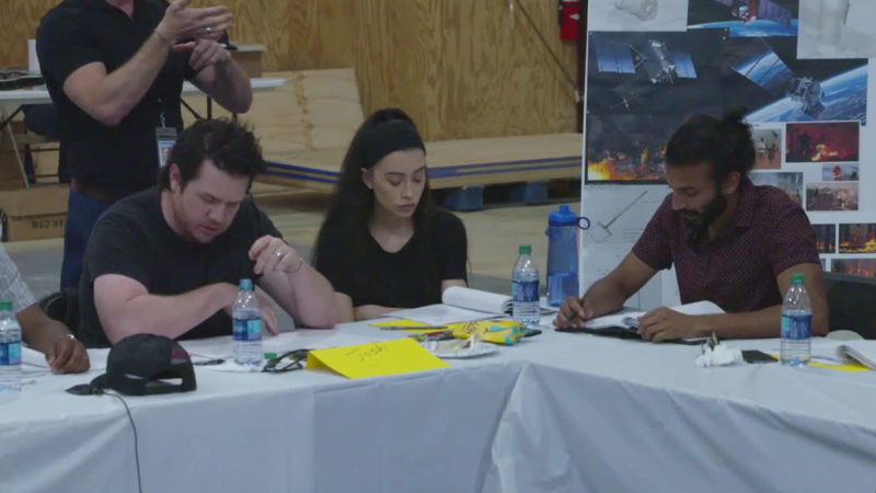 <em>The Walking Dead</em> Season 10: Exclusive Clip From the Premiere Table Read and Find Out How to Watch the Premiere One Week Early