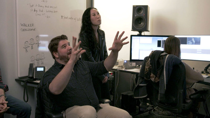 Angela Kang Introduces <em>The Walking Dead</em> Visual Effects Team