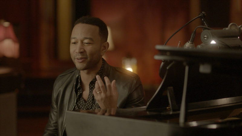 AMC's Hip Hop: The Songs That Shook America: John Legend's First Time Hearing Jesus Walks