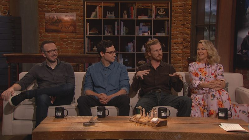 Talking Dead: Highlights: Season 9, Episode 20