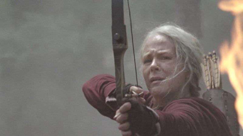 (SPOILERS) The Walking Dead Talked About Scene: Season 10, Episode 1