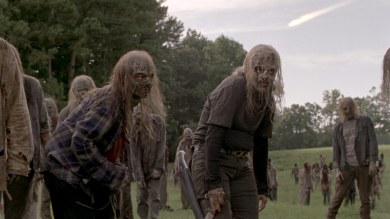 (SPOILERS) Inside The Walking Dead Season 10: Why Alpha and the Whisperers Are So Dangerous