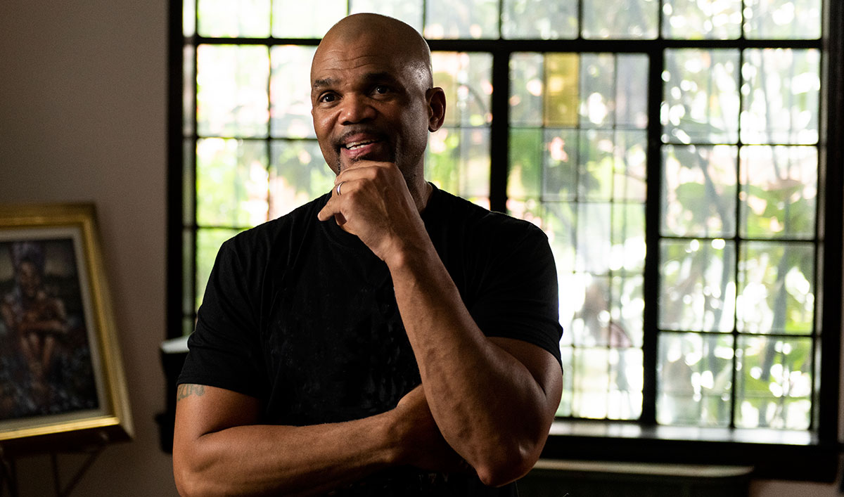 "Darryl McDaniels on How Run-DMC ""Took Positivity and Made It Gangster"""