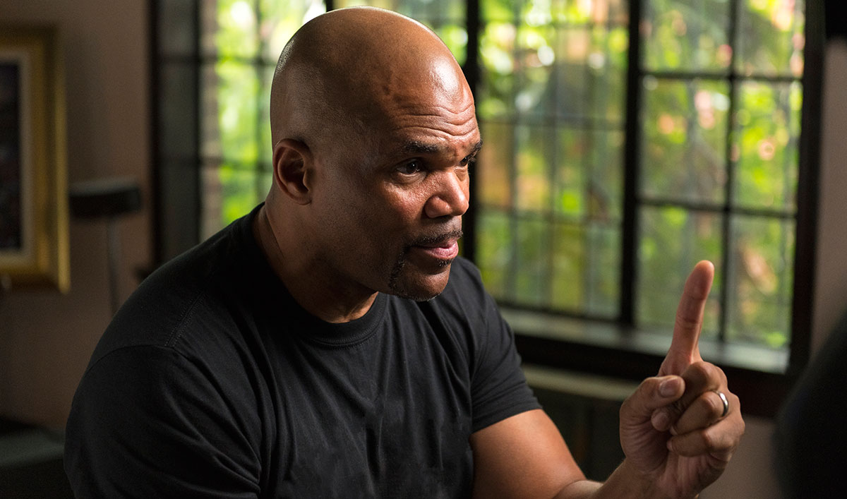 "Darryl McDaniels Talks the Symbolism of the ""Rock Box"" Video"