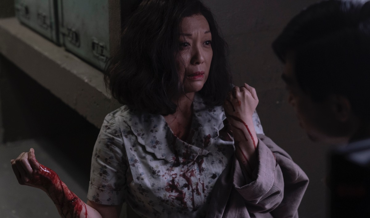 <em>The Terror: Infamy</em> Q&A — Naoko Mori (Asako Nakayama)