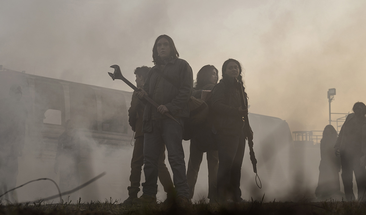 AMC Reveals First-Look at Third Series In <em>The Walking Dead</em> Universe