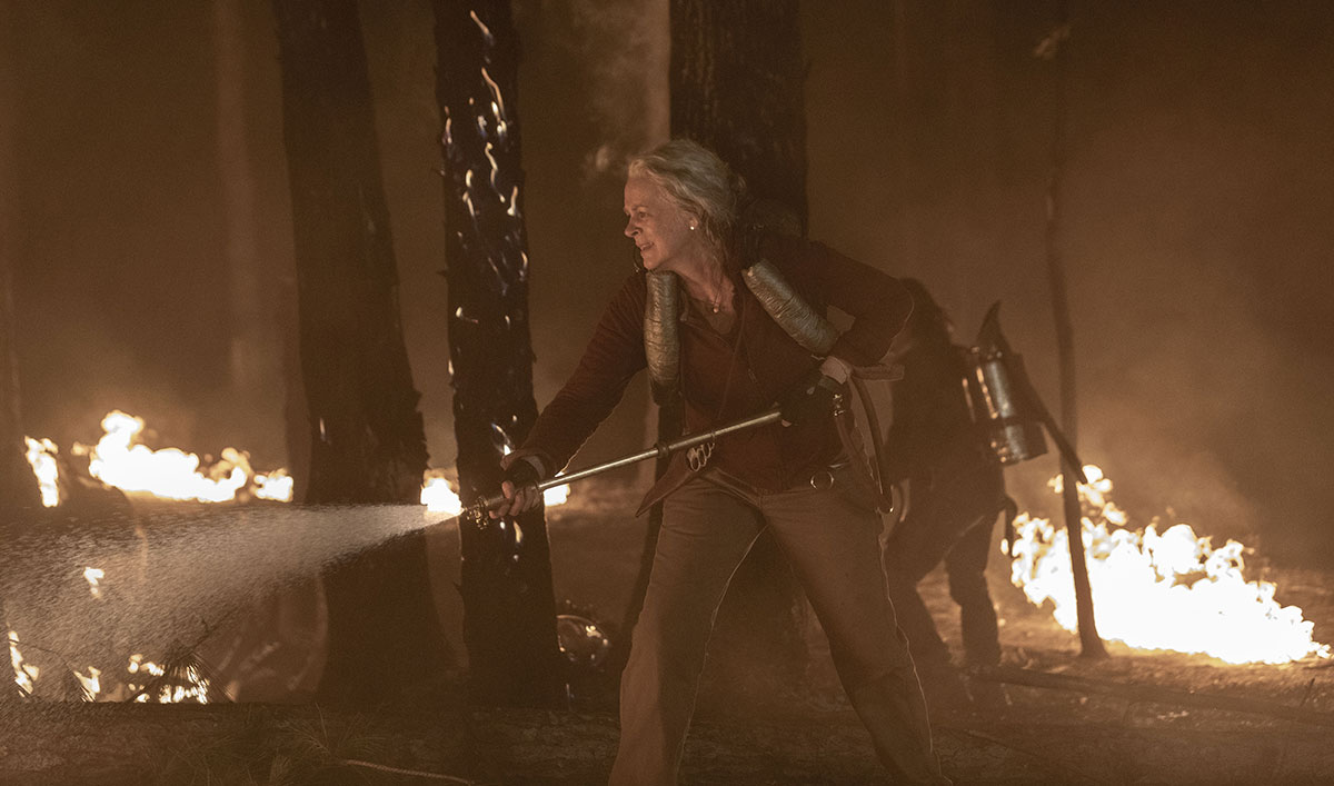 Angela Kang Teases Carol's Arc to <em>EW</em>; <em>Variety</em> on Lauren Cohan Returning, <em>The Walking Dead</em> Season 11 Renewal