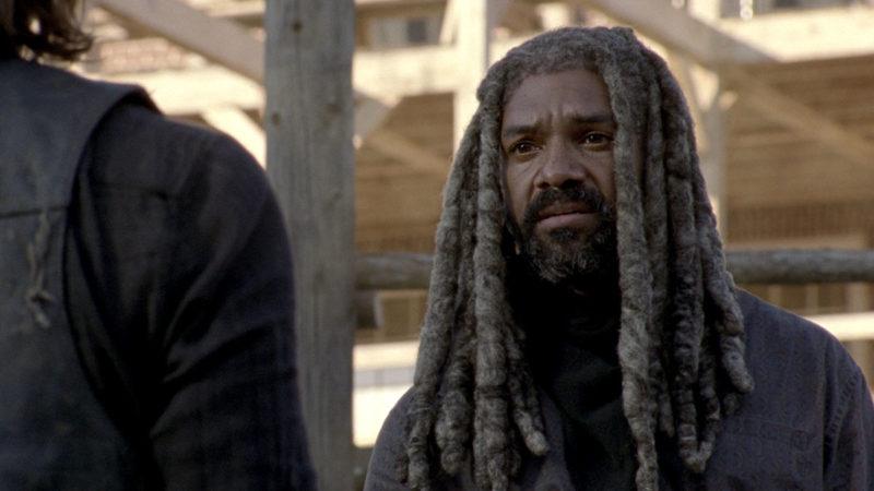 Sneak Peek of <em>The Walking Dead</em> Episode 5: Is Ezekiel Ready to Hear About Carol?