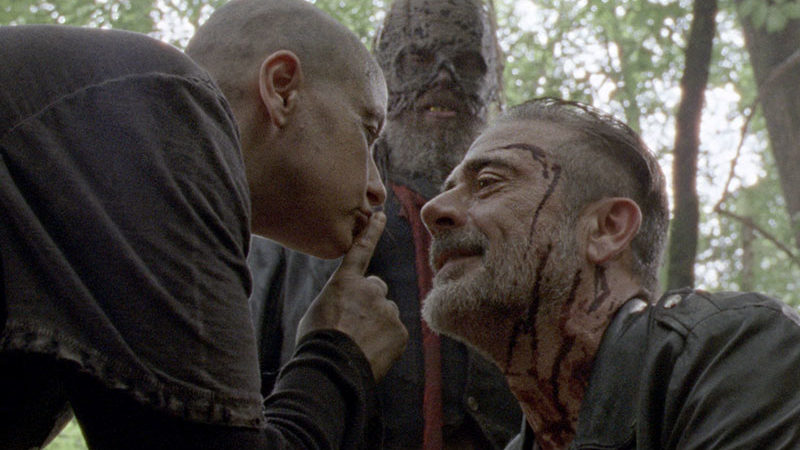 How to Be a <em>The Walking Dead</em> Villain: Alpha vs. Negan