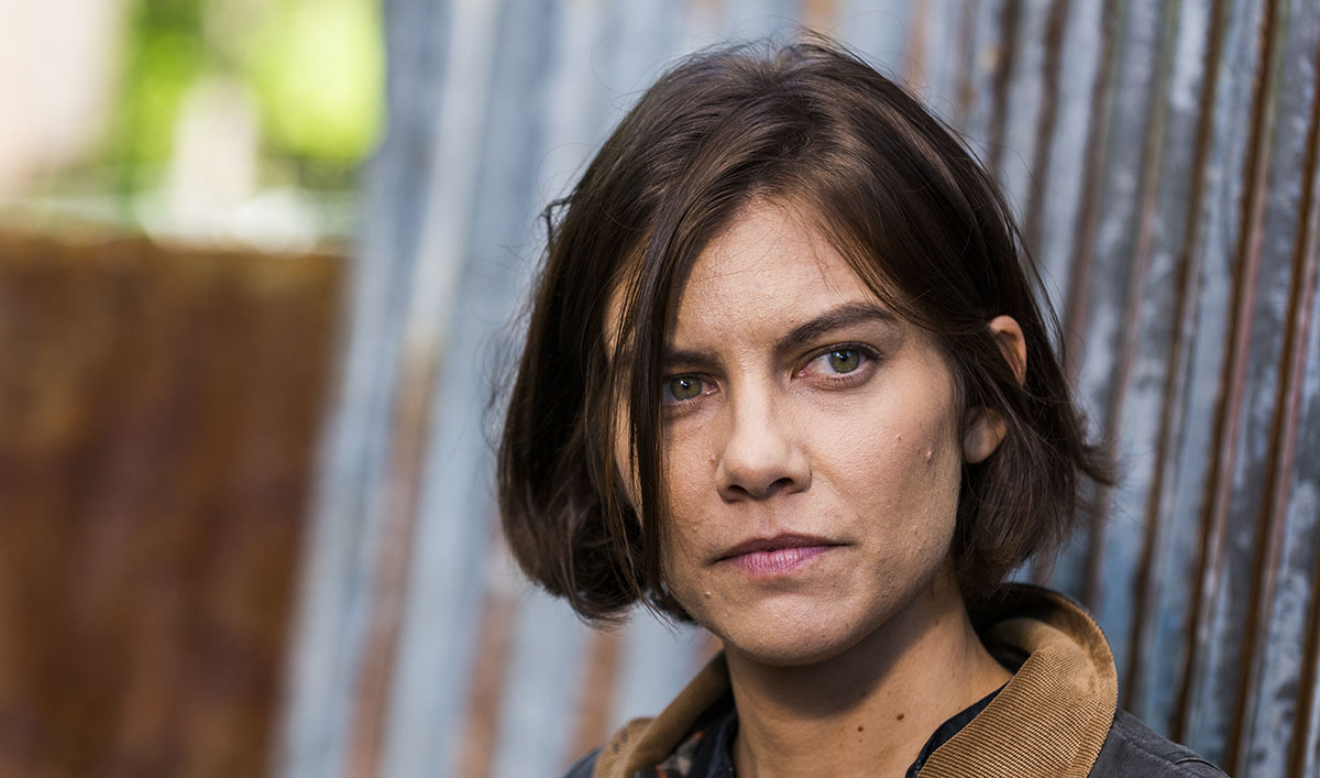 Lauren Cohan (Maggie) on Returning to <em>The Walking Dead</em>